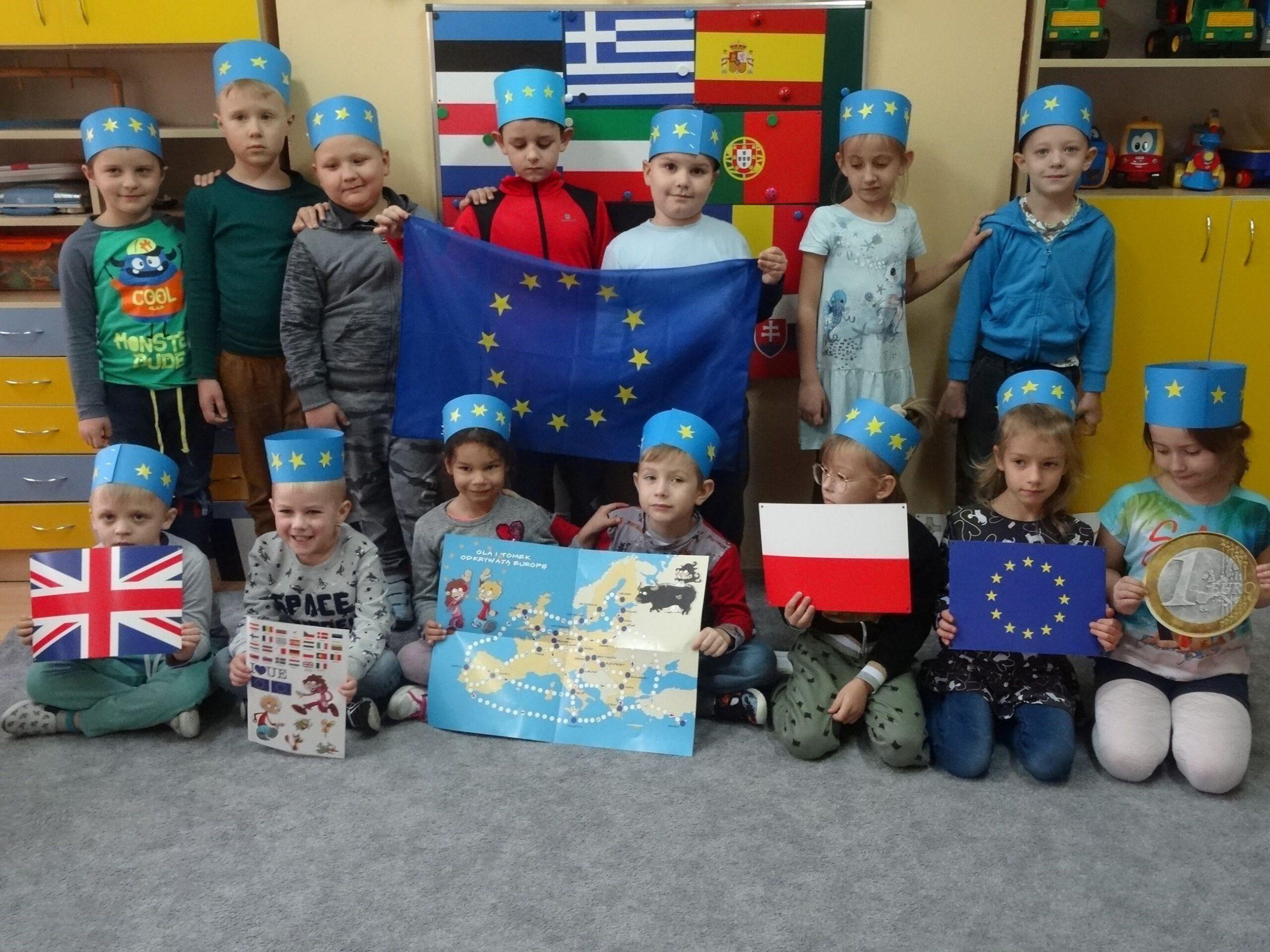 Mały Europejczyk
